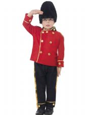 Childs Busby Guard Costume